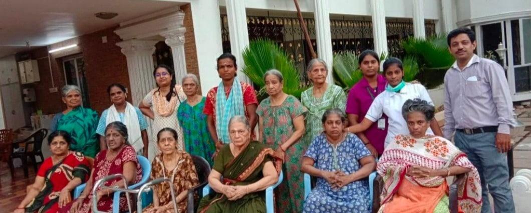 Brindavanam Old Age Home - Old Age Home in Valasaravakkam, Chennai