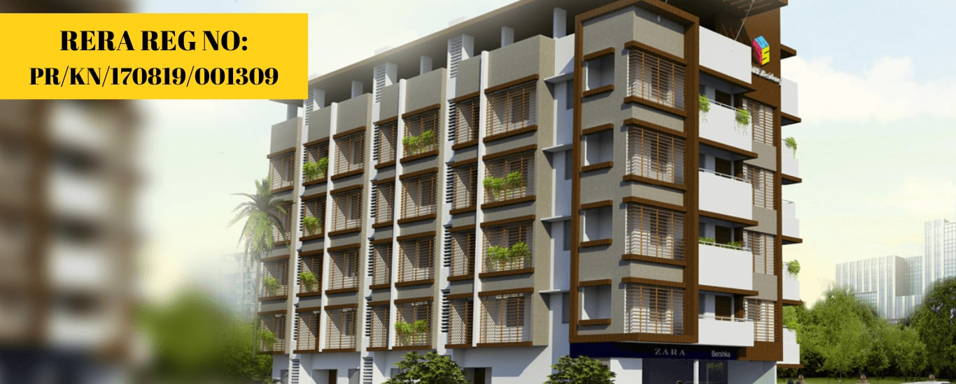 Budget apartment available for sale, Availability of 1 BHK and 2 BHK apartment at Mangalore city. Price ranging from 16 Lakh to 32 Lakh with adequate amenities.  2 BHK Residential spaces available for rent at Mangalore.