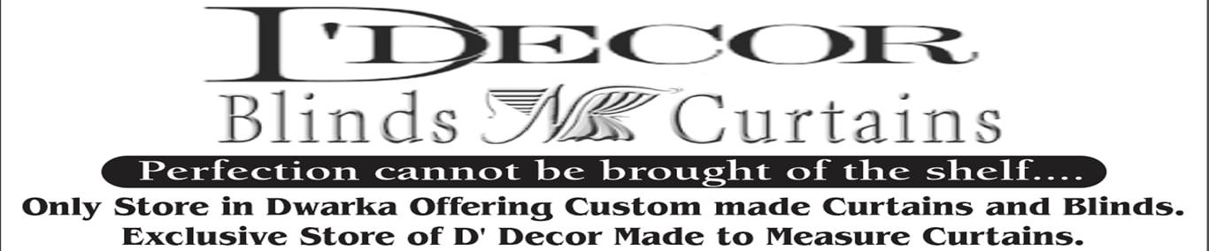 D'Decor Blinds N Curtains