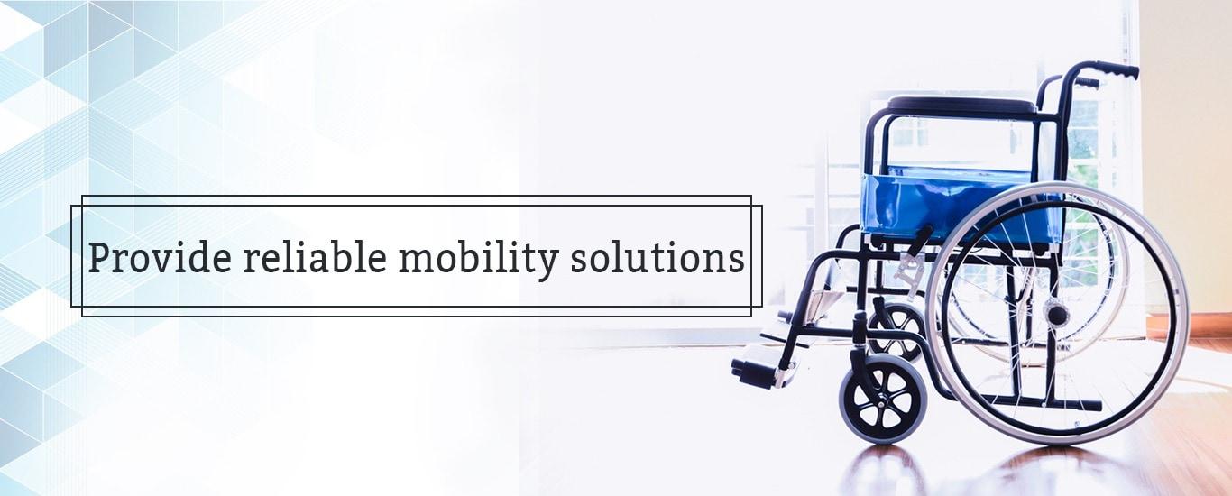 Balaji Health Care - Wheelchair Supplier in Rohini Sector 6, Delhi