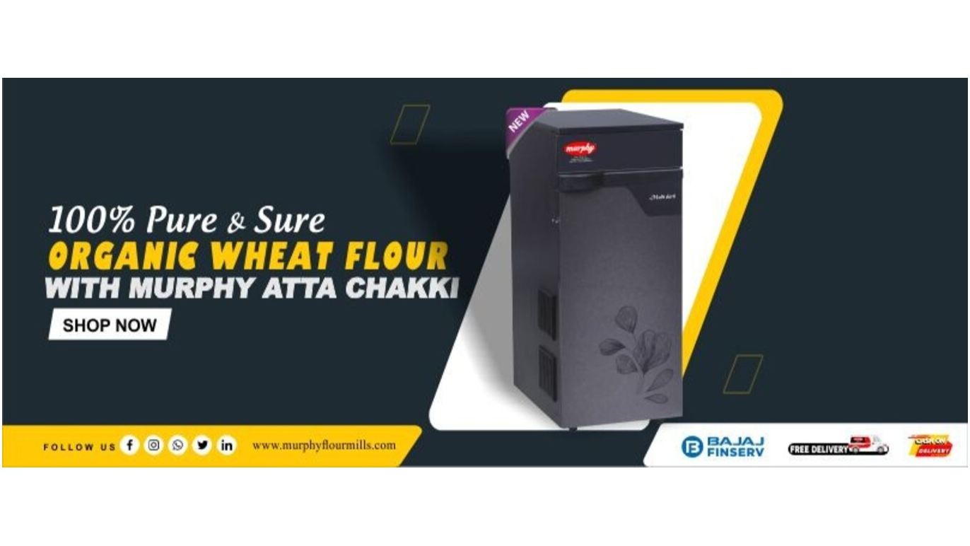 Murphy Atta Chakki Customer Care - Call 9323335530 for Authorized service for your Murphy Flour Mills. Widest service network. Easy spare availability.
