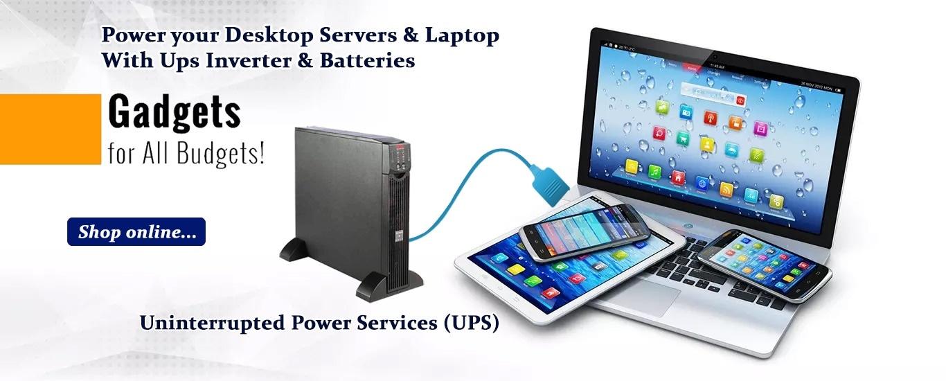 Uninterrupted Power Services (UPS)