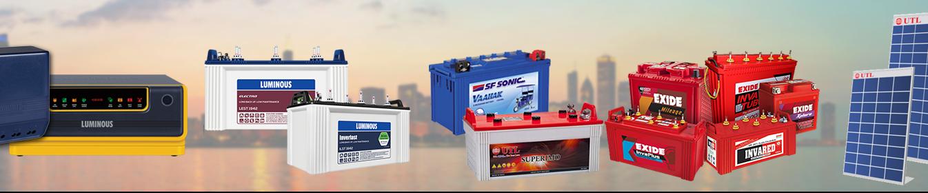 Sunny Power Control - Battery Dealer and UPS and Inverter Dealer in Mukund Nagar, Pune
