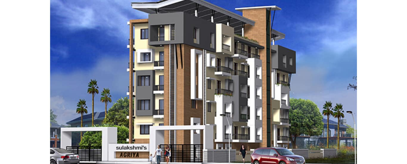 Completed Projects in Mangalore, Ready to Occupy projects in Mangalore, Agriya apartment, apartments in Surathkal