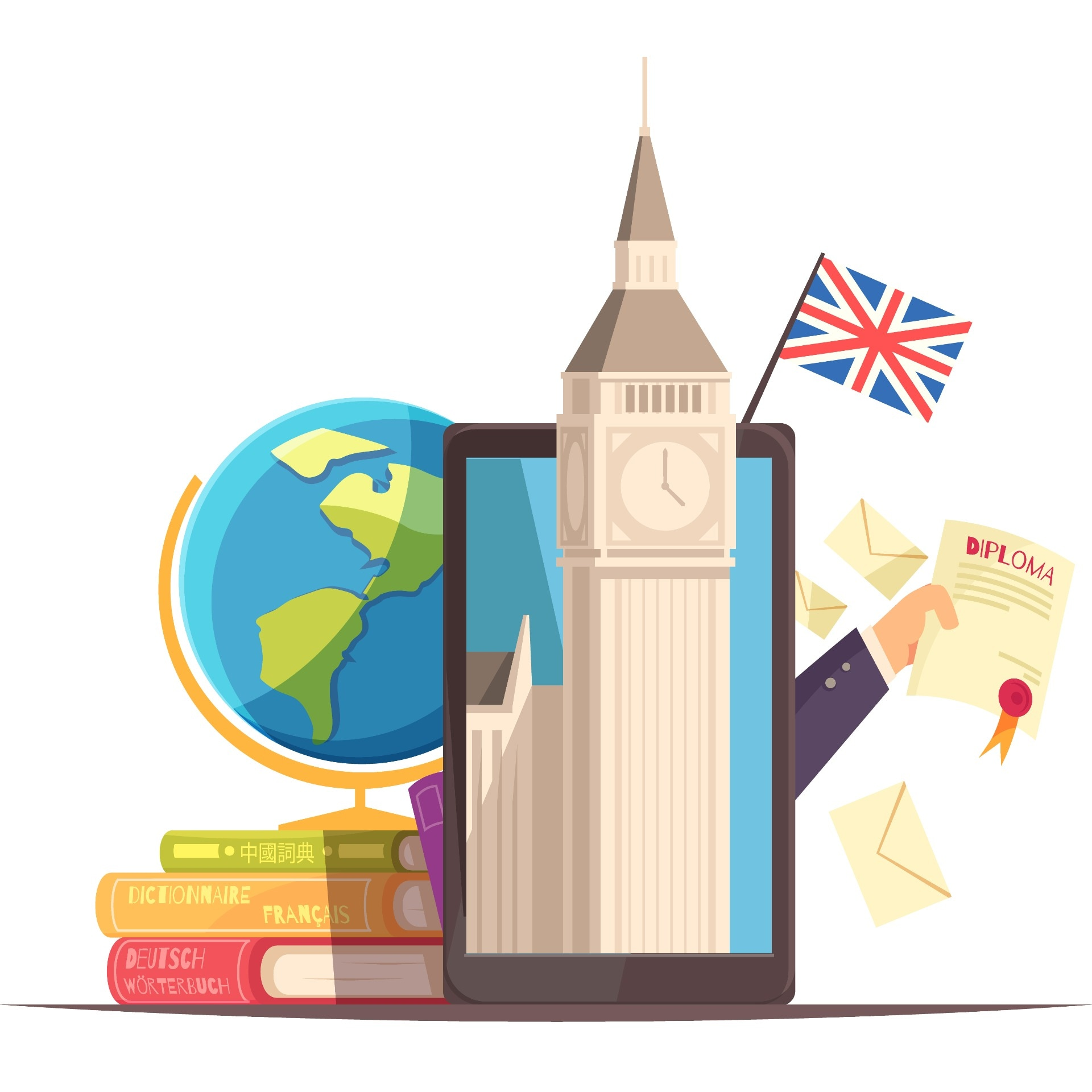 Anyone who dreams to get settled in an English-speaking country like the UK, the US, New Zealand, Canada, Australia, come & get trained by us on IELTS.