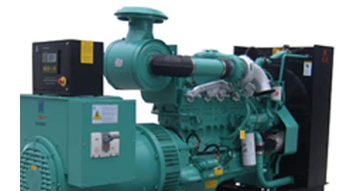 Generator for hire/rent