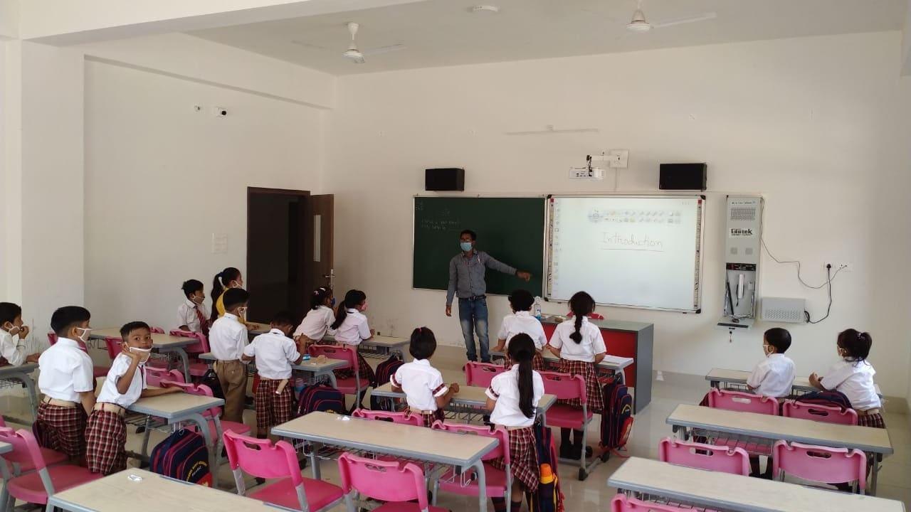 Smart Class SEtup