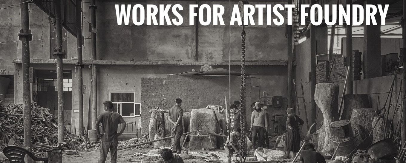 Works For Artist Foundry - Statue and Sculpture Manufacturer and Supplier in Vishwakarma Industrial Area, Jaipur
