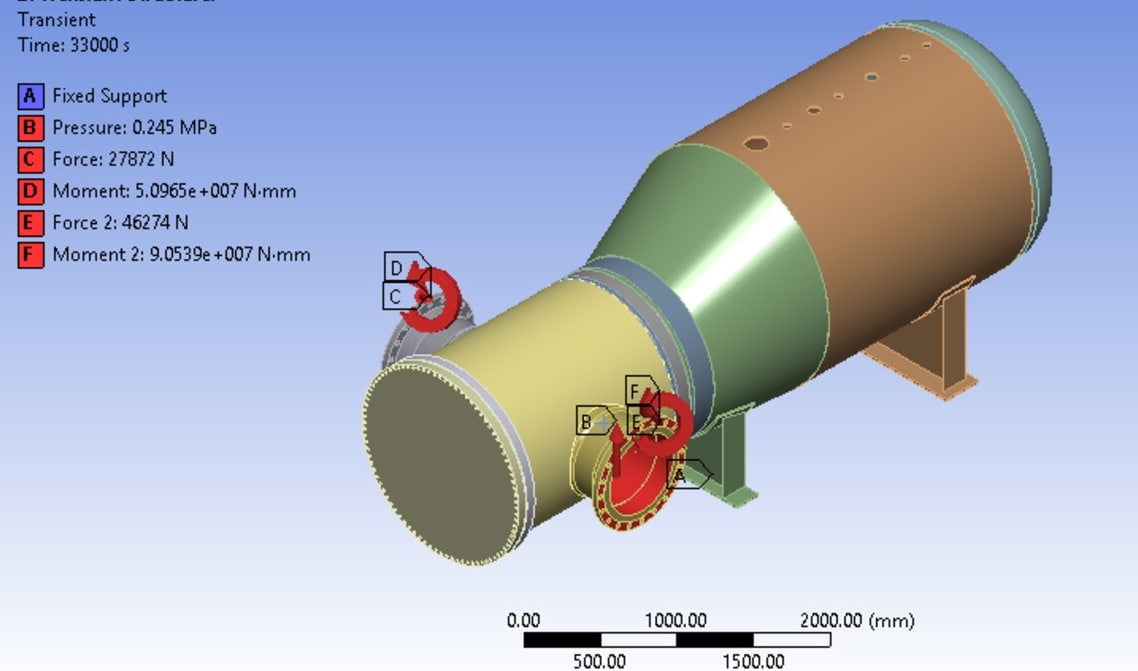 finite element analysis is the last option for engineers when design code will not help, consult with 3d-labs.com FEA team.