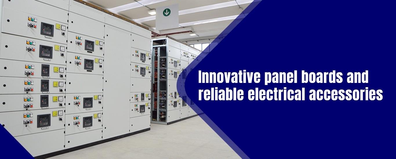 Control Panel Manufacturer in India Porbandar Gujarat