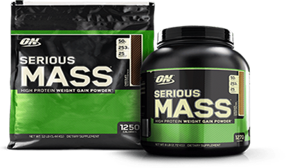 Mass & Weight Gainers