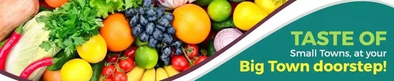 Green Leaf Stores - Fruit and Vegetable Vendor in Miyapur, hyderabad