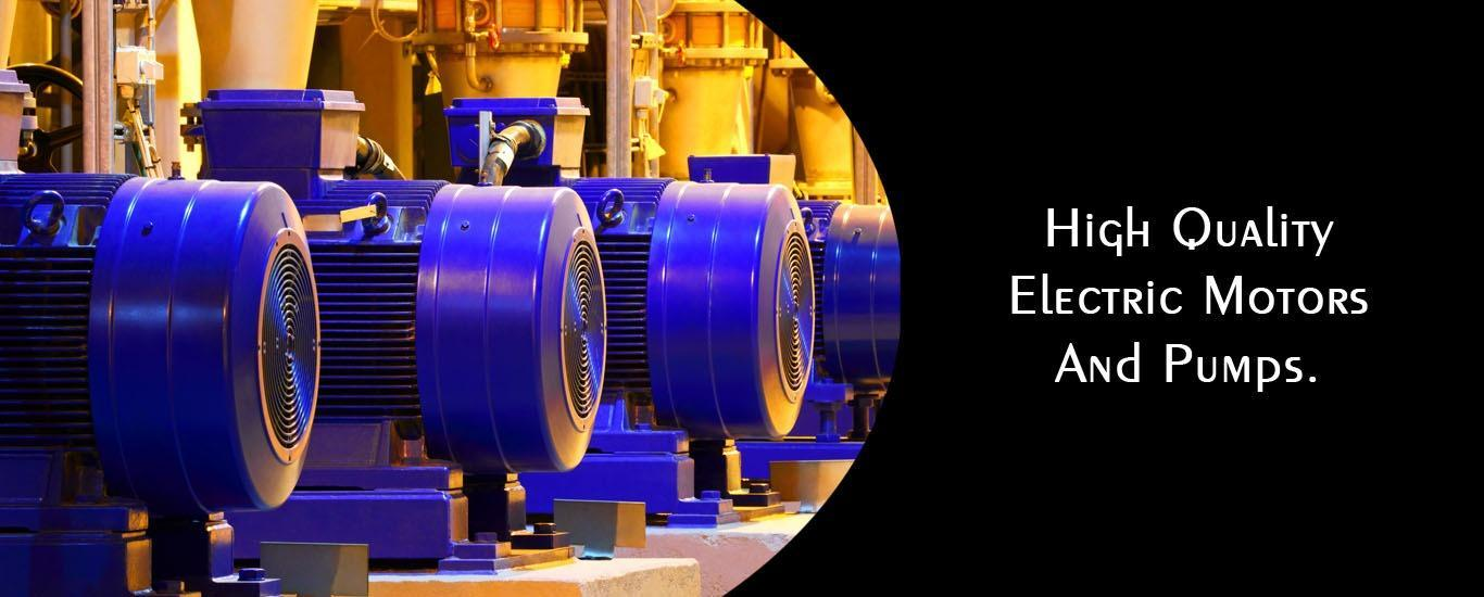 Bharat Engineers - Electric Motor and Pump Dealer