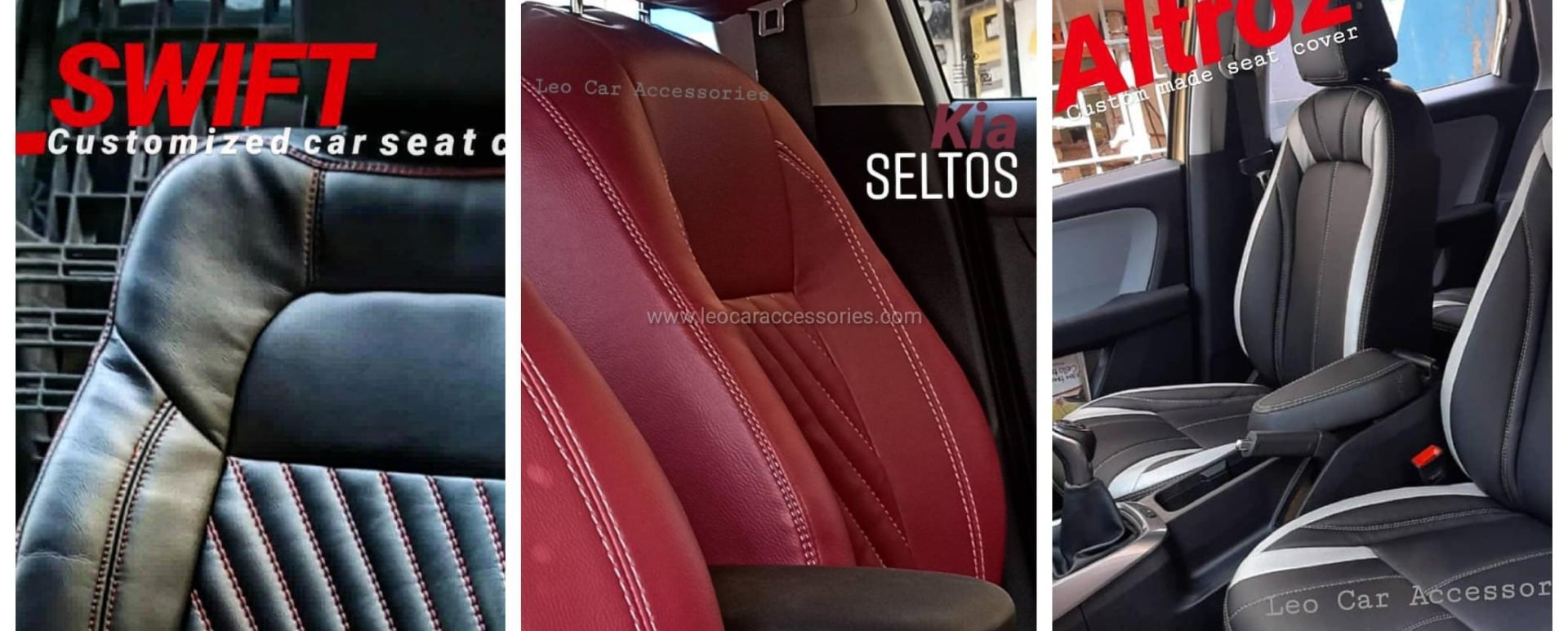 Leo Car Accessories - Car Seat Cover and Accessories in Mount Road, Chennai