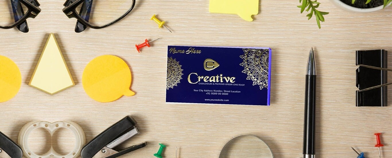 visiting card, business card, digital printing in Delhi, offset printing,