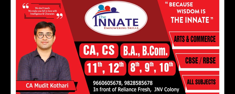 The Innate - Tutoring Services in Bikaner