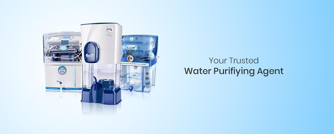 Your Trusted Water Purifier Agent