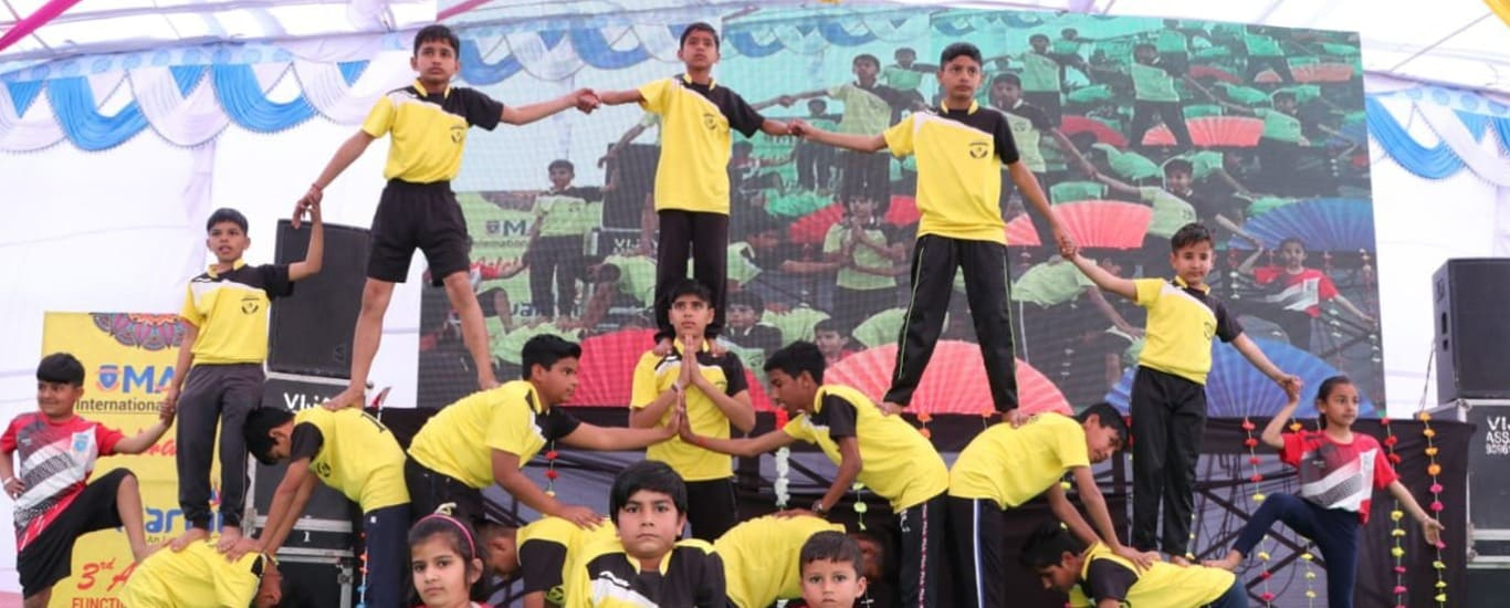 Max International School - School in Assandh, Karnal