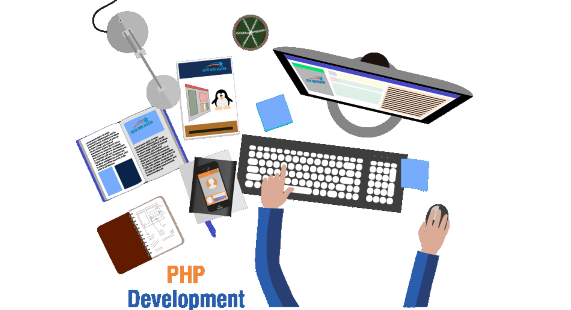 PHP is a free and open-source technology that is helpful in creating a rich and lively web piece. If you are looking for powerful web and app development services, then stay at TECH GURU IT SOLUTIONS.  We have gained the standing of a Top PHP Web Development Company among our globe clients. Our PHP development company Noida is broadly known for delivering expert PHP solutions. Our solutions are custom-made to accommodate your particular business prerequisite and connect with clients while fulfilling coding rules.  Being a believed PHP web development company, TECH GURU IT SOLUTIONS. offers unmatched custom PHP development services to enable your online business do better than your competitors. To go past your desires, we always endeavor hard to convey what we guarantee to our clients.  The robust execution process allow our qualified PHP developers to convey top-level PHP web development services that are most excellent appropriate to your web development needs.