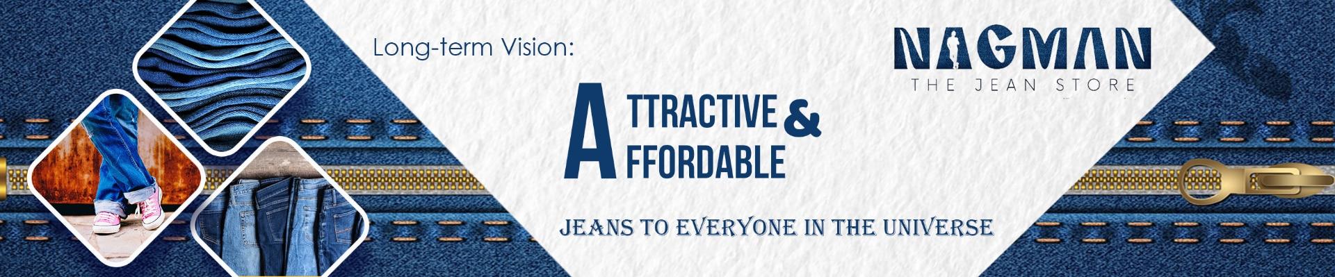 NagmaN - Denim Jeans Manufacturer in Vilangudi Byepass, Madurai