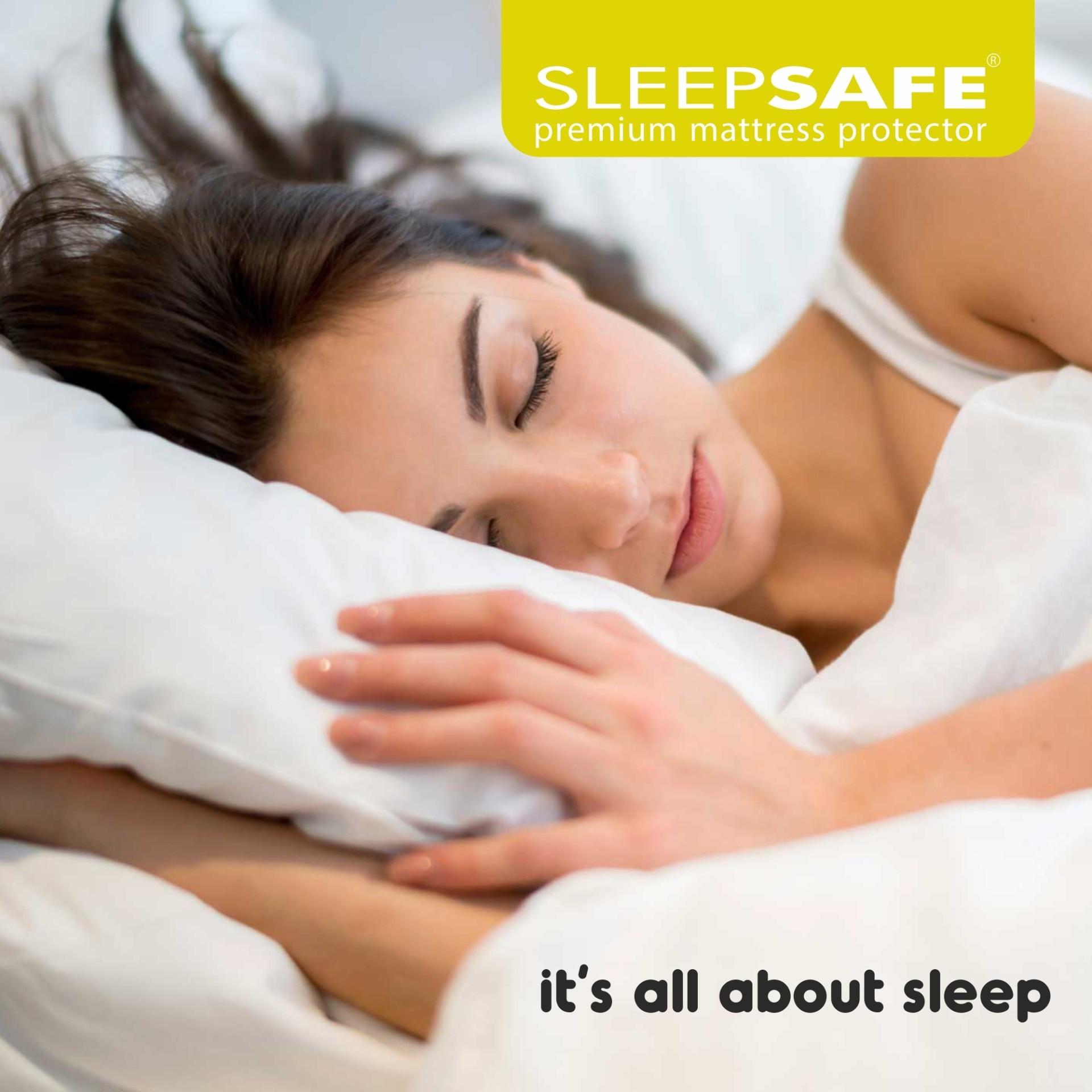 Sleepsafe Waterproof Mattress Protectors