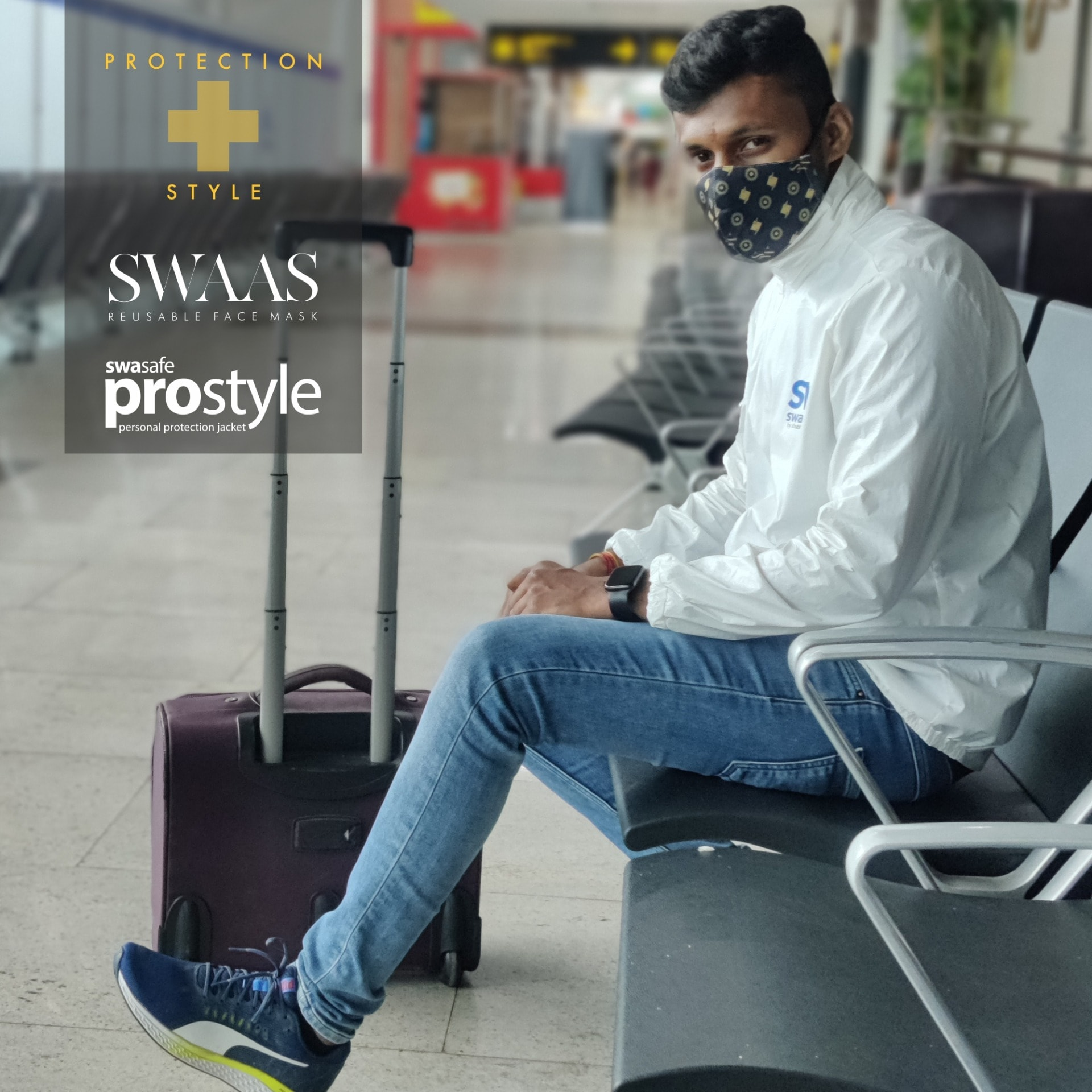 PPE Jackets for Travellers