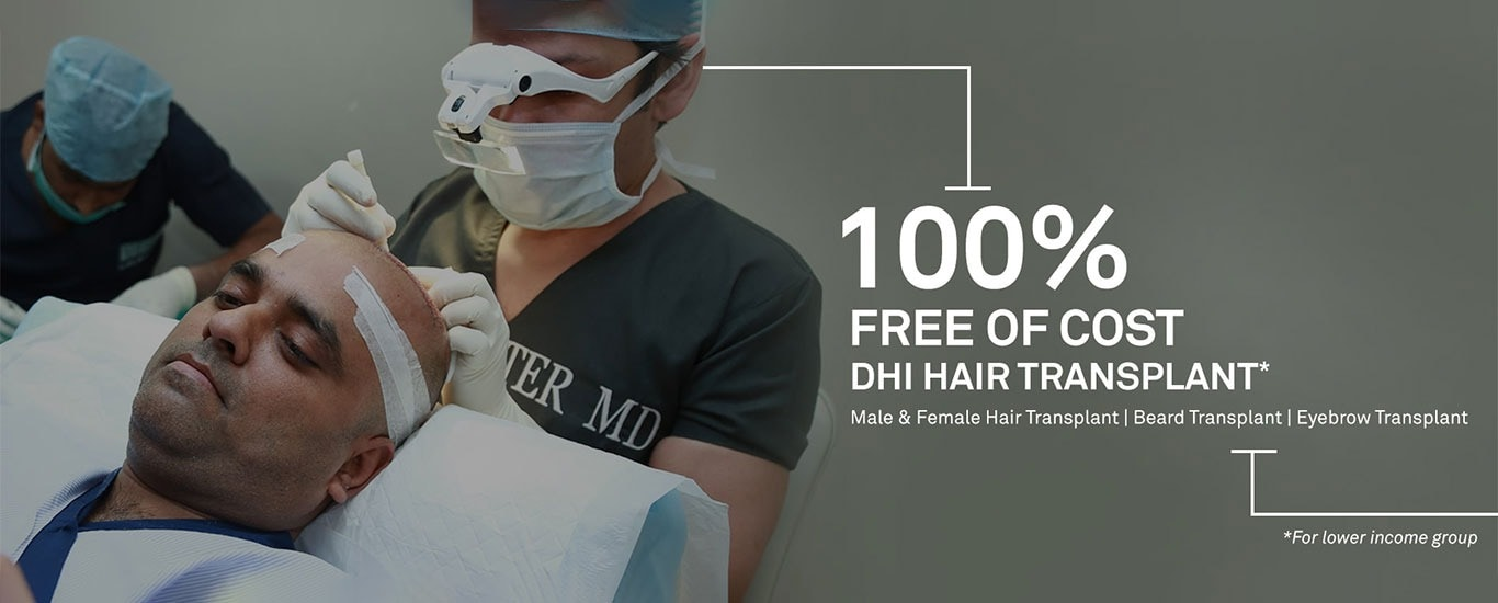 Cosmo Hair Transplant Center - Hair Loss Transplant and Scalp Treatment Doctor in Banjara Hills, Hyderabad