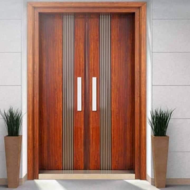 STEEL DOOR - DEFENDER