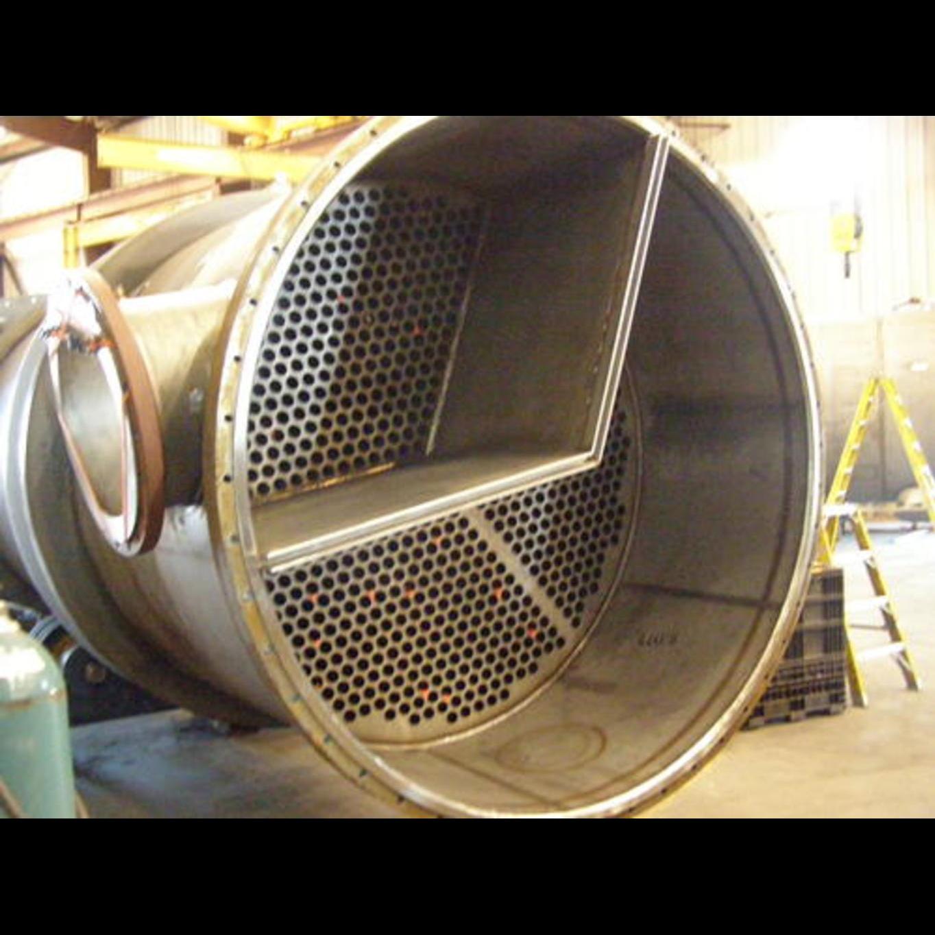 heat exchanger thermal calculation, pressure vessel process design