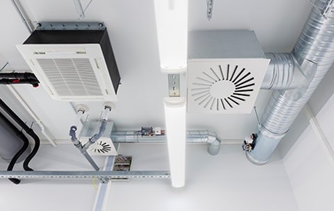 Fastrack Infra solution MEP consulting & contracting division. All type of HVAC installations