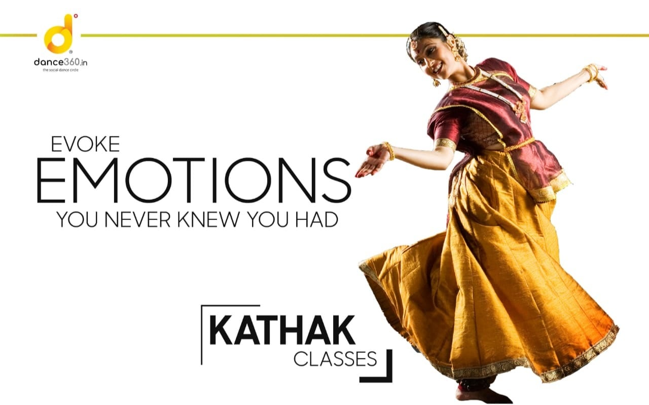If you a dance enthusiast who is interested to learn Kathak, this is an ideal place to be. Perfect for corporate who missed dance in their childhood days.