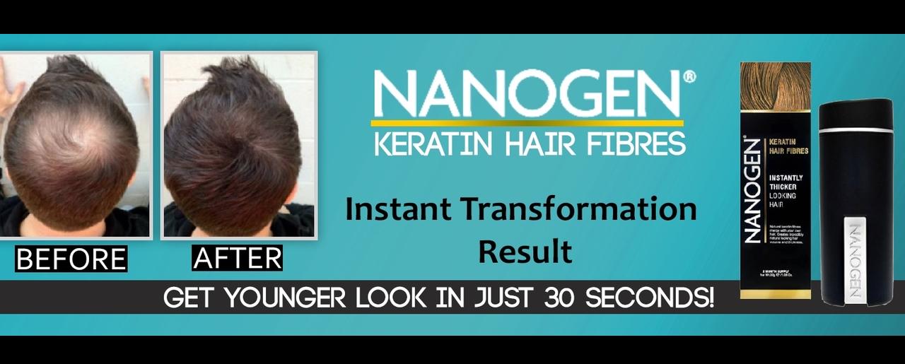 Nanogen Hair Fibers | Best Price Guaranteed