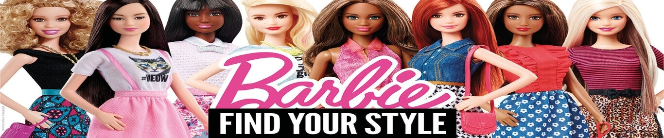 Barbie Doll and Playset, Multi Color Online