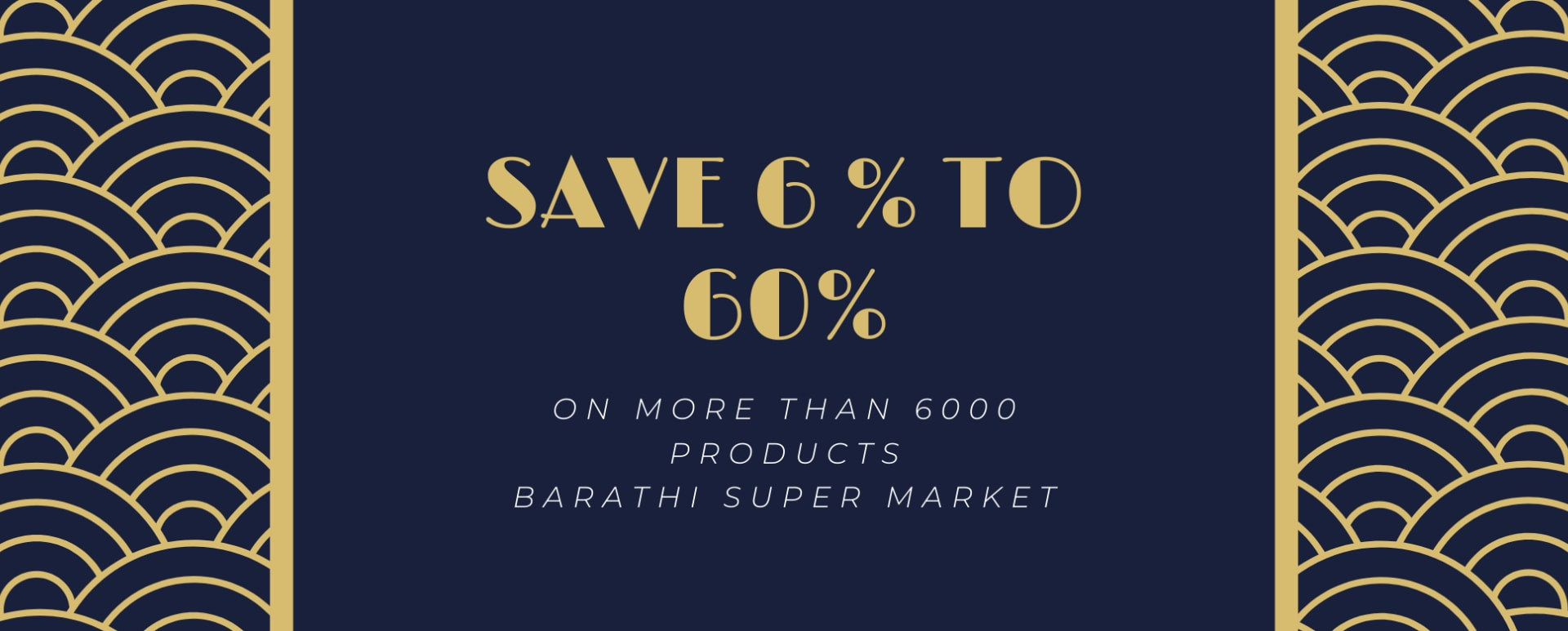 Barathi Super Market - Grocery Store, Stationery Shop and Housekeeping Product Supplier in Salem