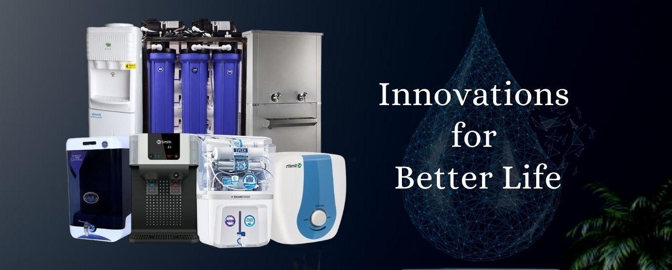Dharti solutions, Water Purifier, Water cooler, Water Dispenser