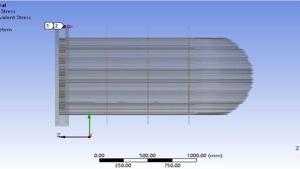 FEA Linear/Nonlinear Analysis