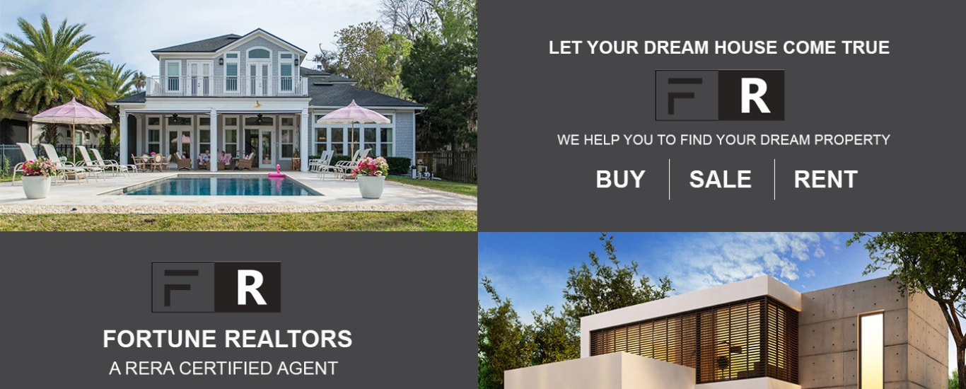 Fortune Realtors - Real Estate Agent and Broker and Consultant in Gachibowli, Hyderabad