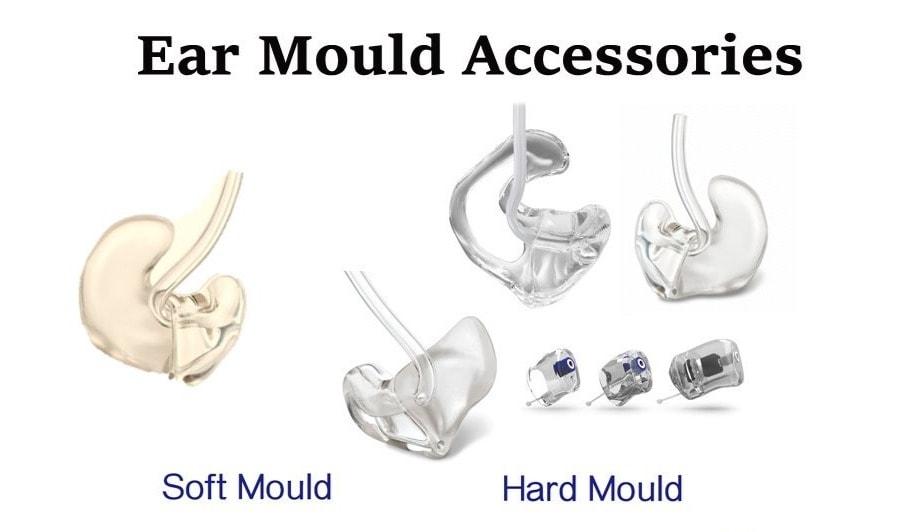 Ear Moulds, Ear Moulds in Hyderabad, soft ear moulds, hard ear moulds, soft moulds, hard moulds