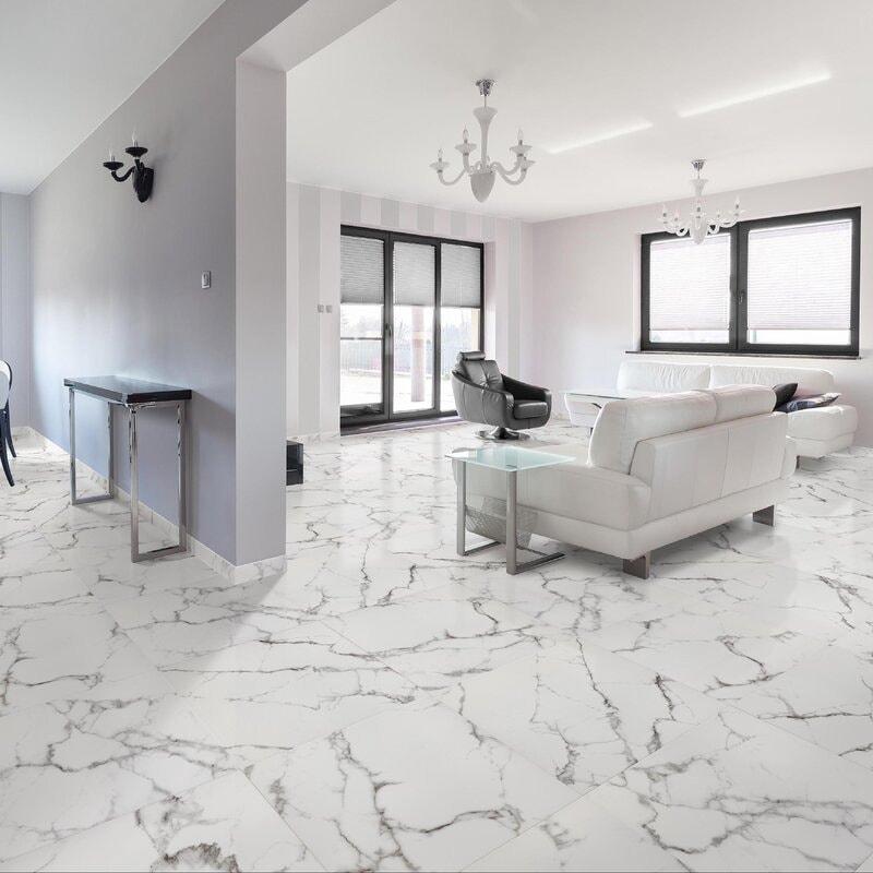 Floor Tile Strobe Granito