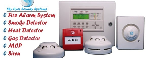 Sky Eyes Security Systems - Security System Solutions and Security System Installation Services in Kundli
