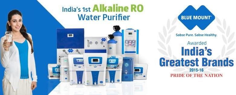 Bluemount, Alkaline RO water purifier,best alkaline RO water purifier,Alkaline water,Best purifier,healthy purifier,healthy water