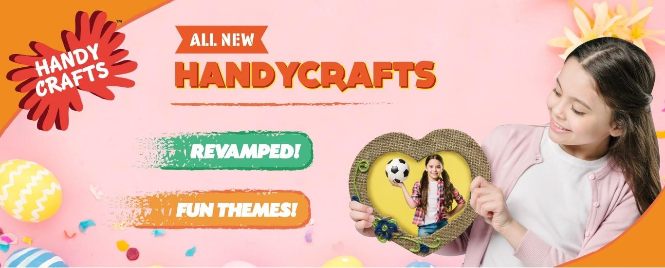 HAND CRAFTS TOY