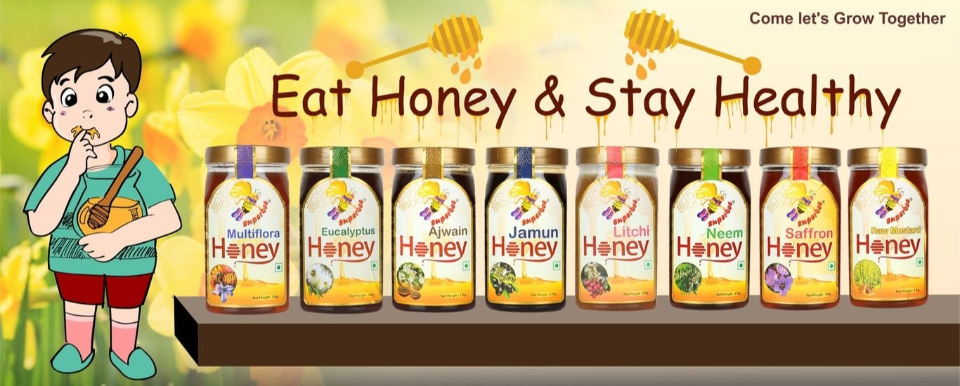 superbee flora honey
