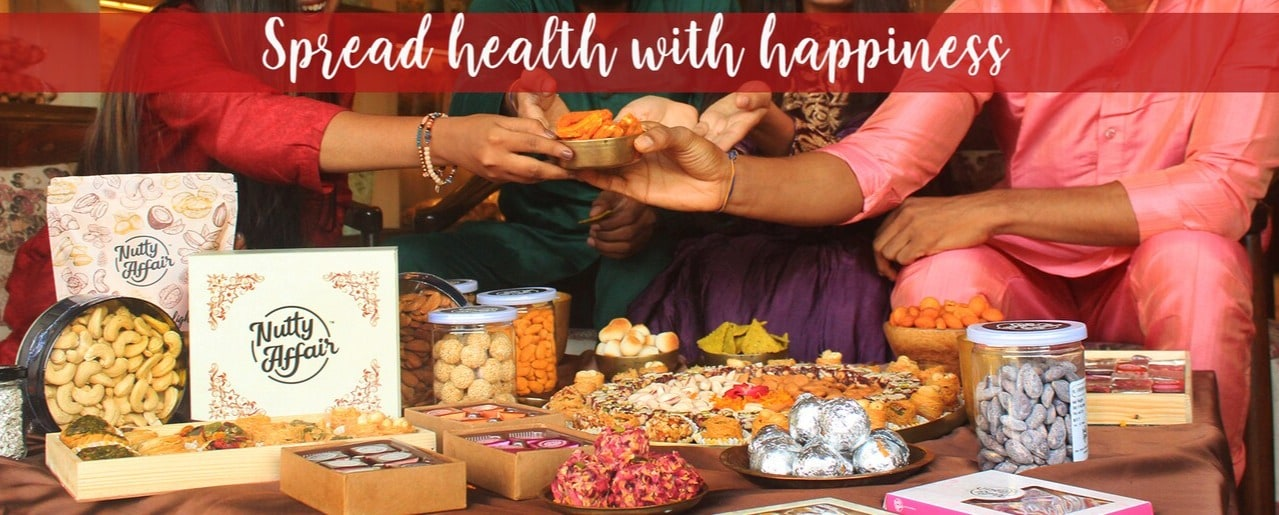 Nutty Affair - Dry Fruits and Nuts Retailer in Race Course Road, Vadodara