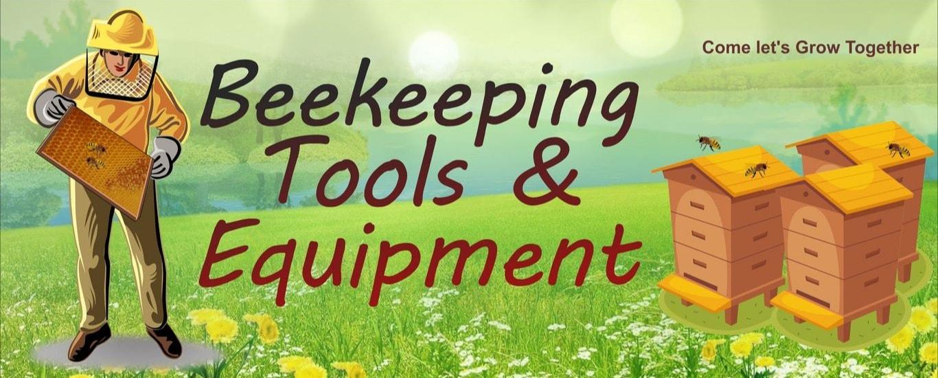 beekeeping tools and equipments