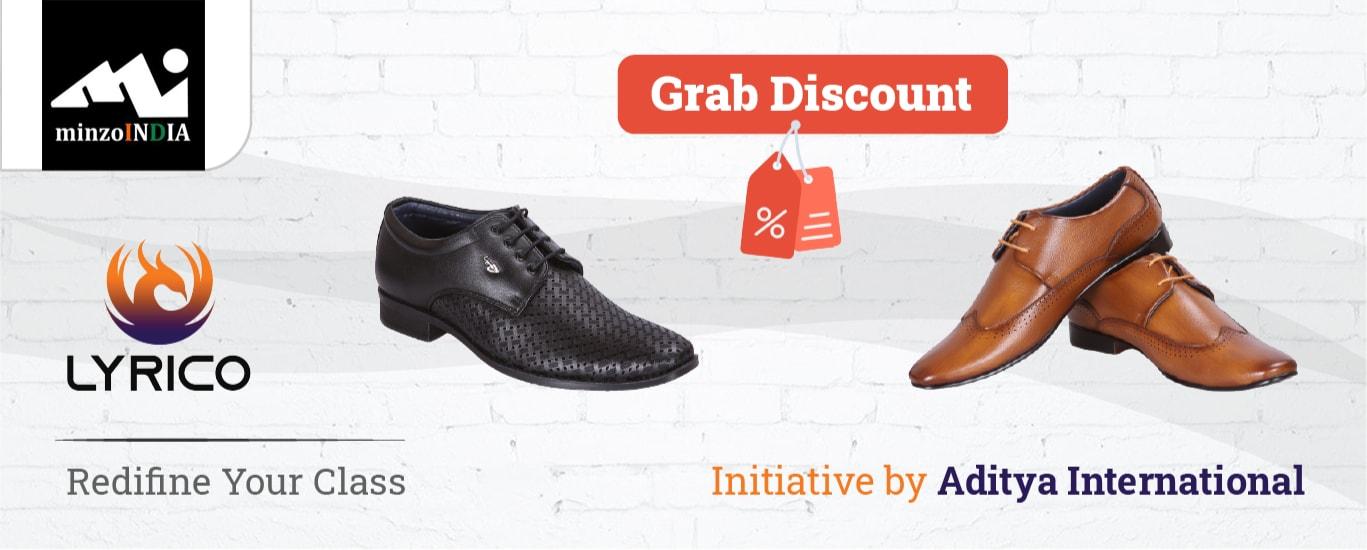Minzo India, India's Biggest B2B Footwear Portal,
