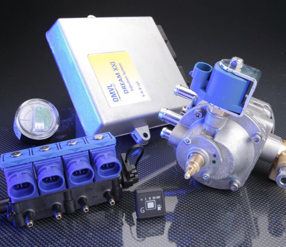 LPG/CNG Conversion