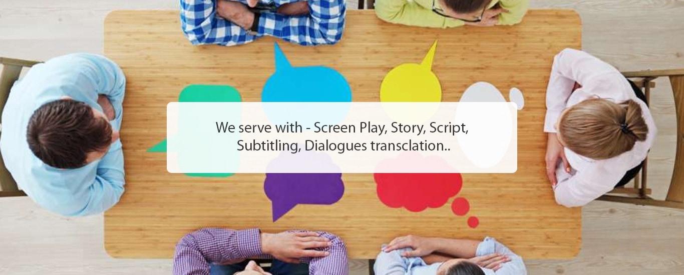 Ramana's Trend | Screen Play Writing, Story Writing, Novel Writing Services, Chennai, India