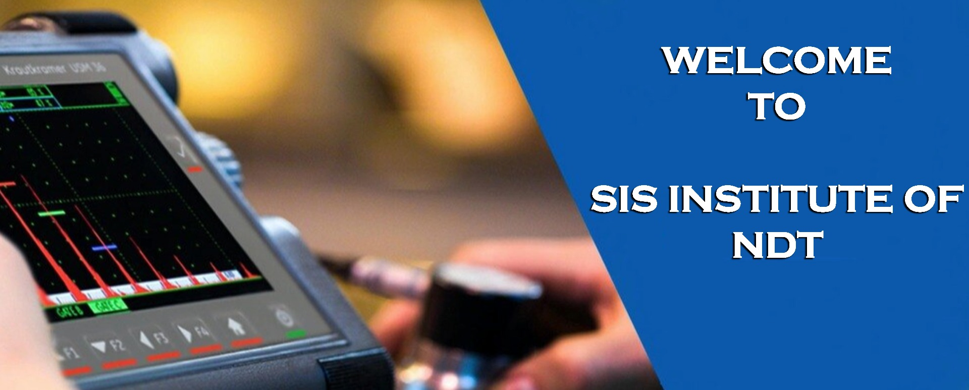 SIS Institute Of NDT - Inspection Technology and NDT Resources Institute in Ashok Nagar, Chennai