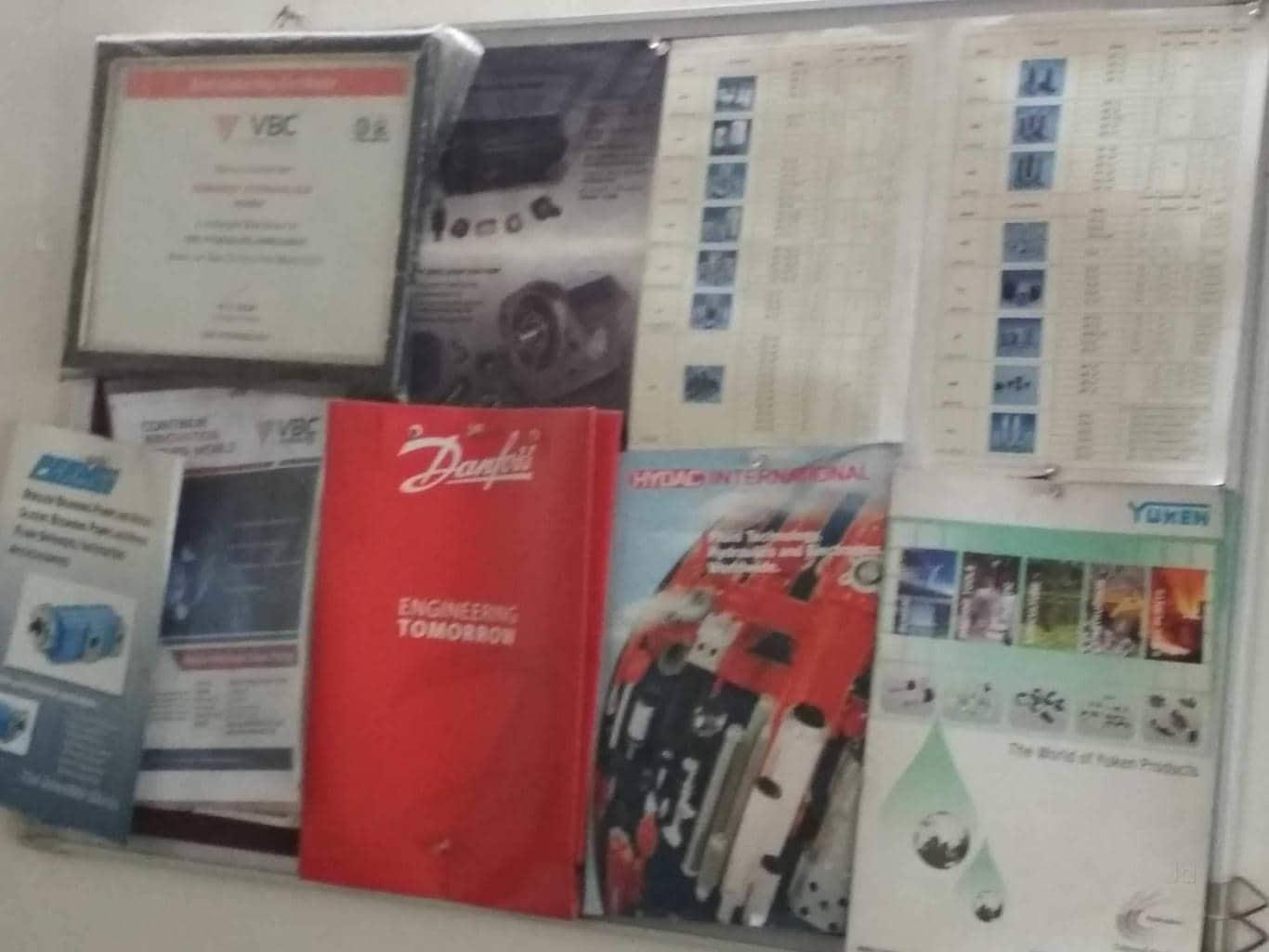 Top Hydraulic, Pumps, Valve, Filter Dealer/Supplier in Mumbai
